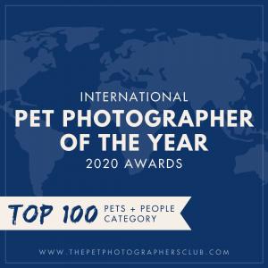 pet photographer of the year 2020 top100 - Tierfotografie Bremen
